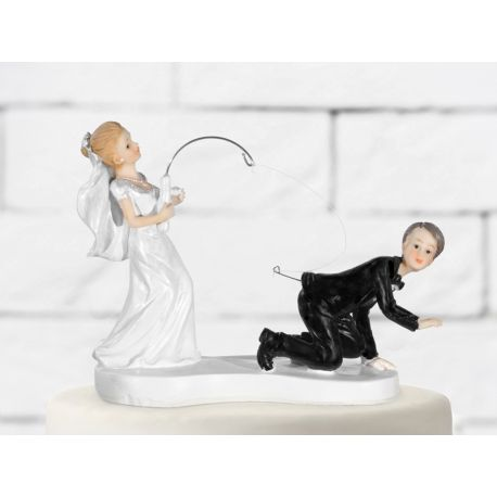 Postavička na svadobnú tortu - Obrázok č. 2