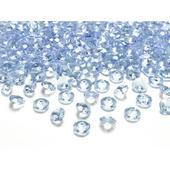 Modré diamanty 12mm ,