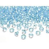 Tyrkysové diamanty 12mm ,