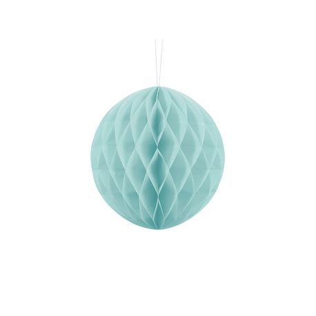 Honeycomb Ball modrá svetlá - 10cm,20cm a 30cm - Obrázok č. 1