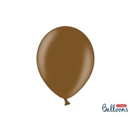 Balón metalický - hnedý - Obrázok č. 1