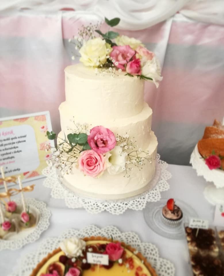 Náš svadobný candybar 🍰🌸 - Obrázok č. 3
