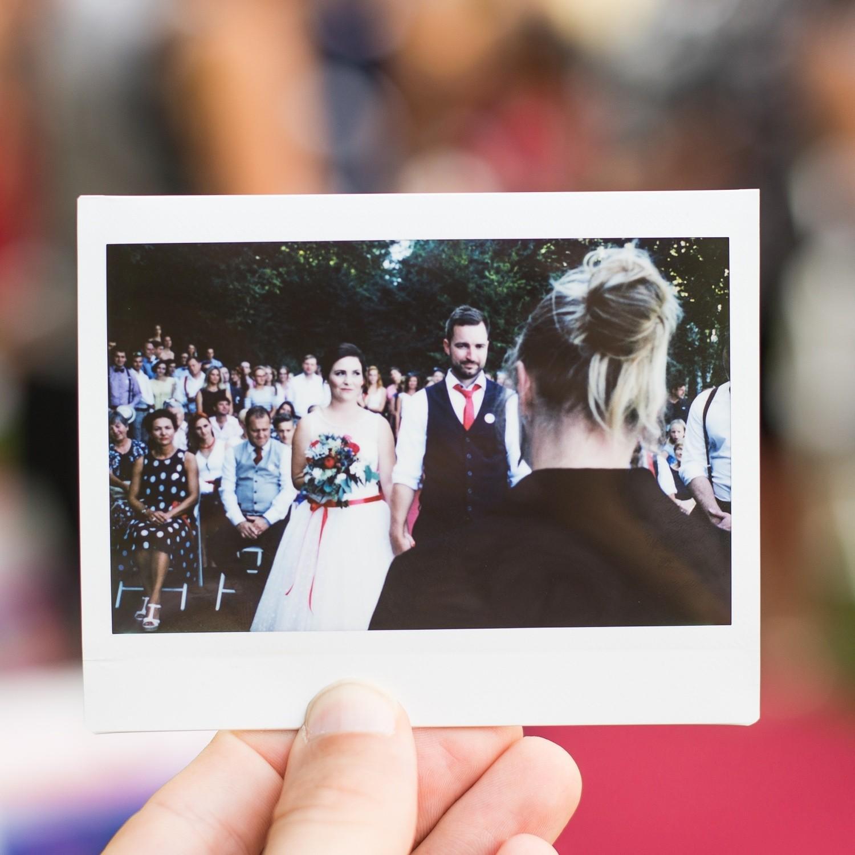 Terka a Michal, retro svatba na přehradě - Obrázek č. 3