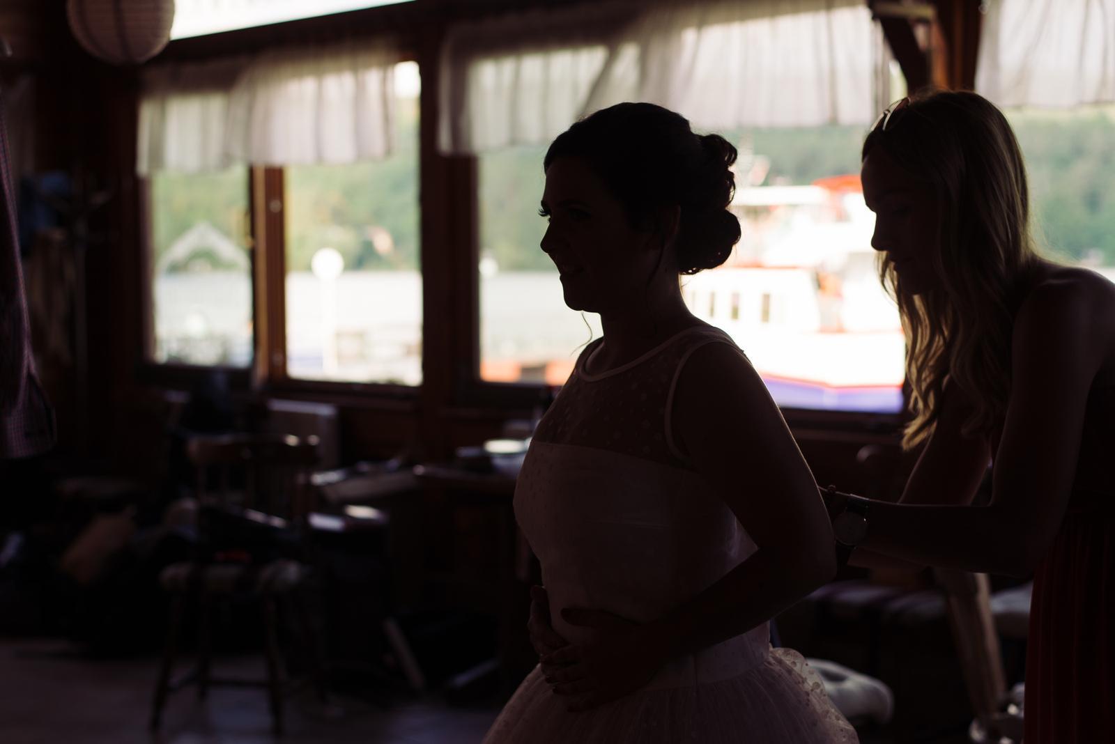 Terka a Michal, retro svatba na přehradě - Obrázek č. 53