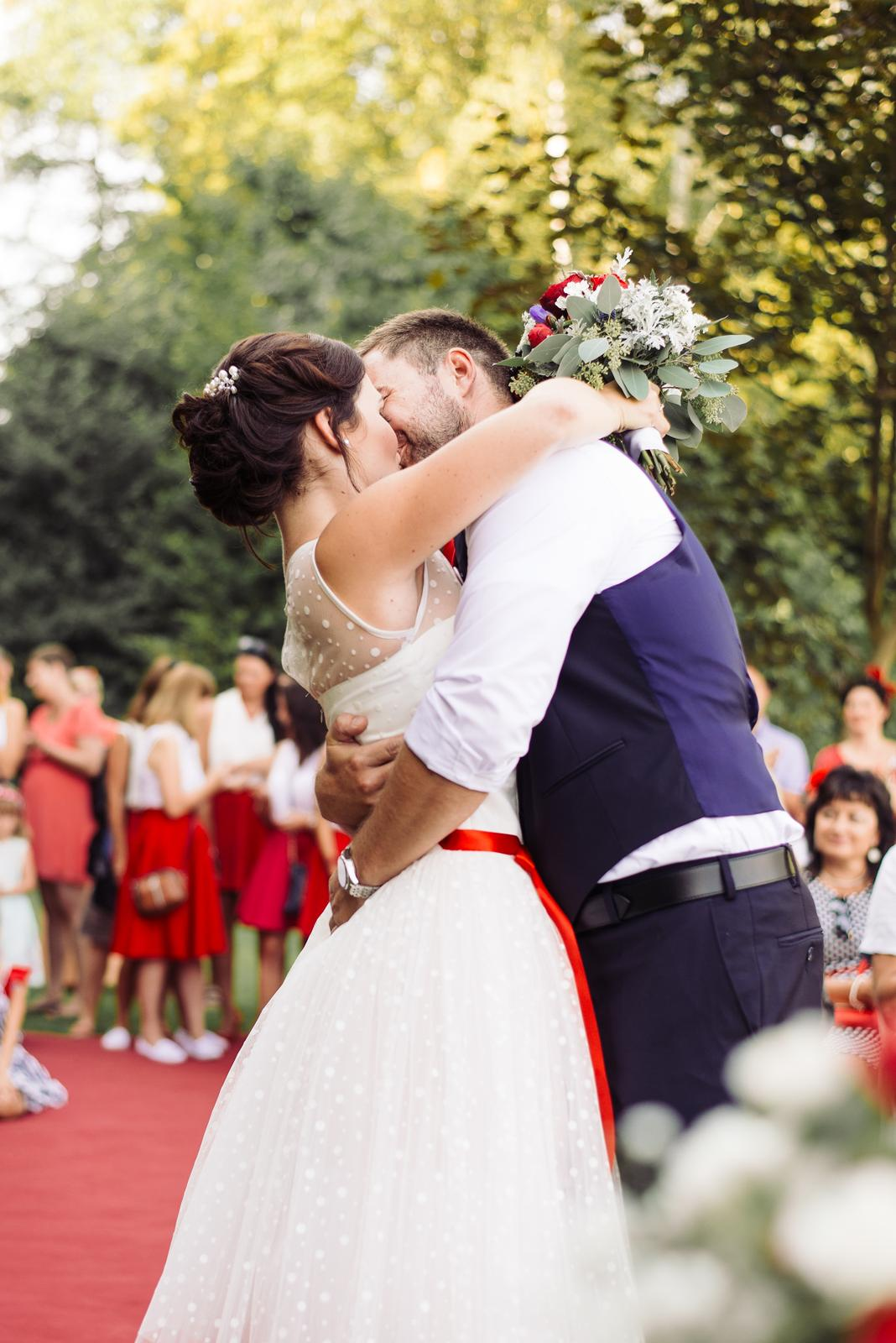 Terka a Michal, retro svatba na přehradě - Obrázek č. 72