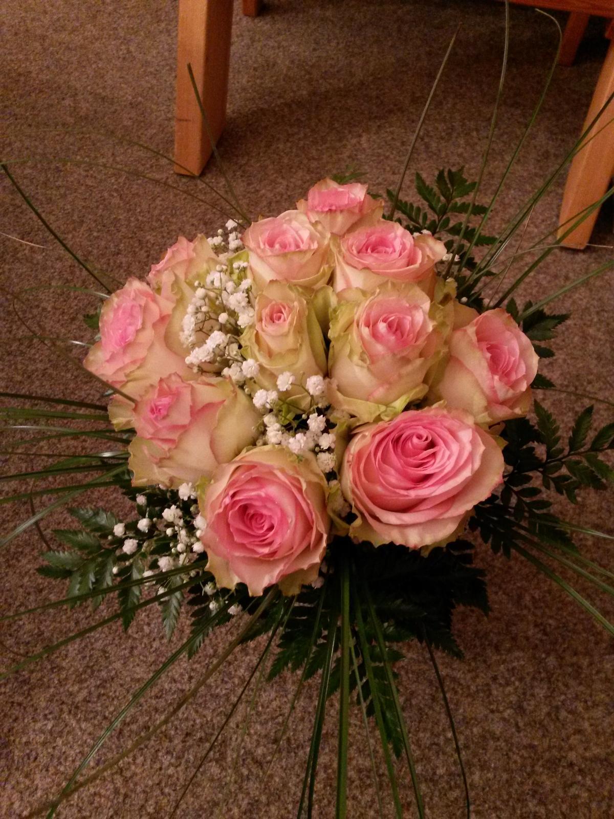 Sice mám svatbu za... - Obrázek č. 2