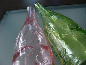 flašky na svadobné vínko