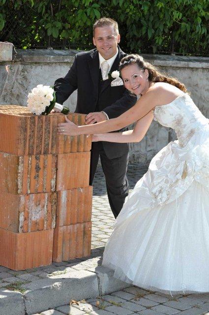 Majuska{{_AND_}}Misko - svadba nesvadba...v sobotu sa makat musi:-)