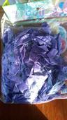 Balónky lila,