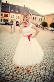 Svatební šaty 50.léta, 46
