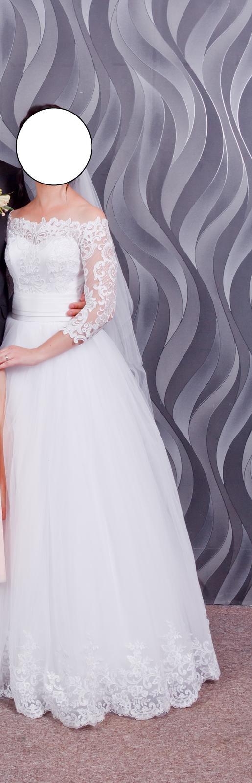princeznovské šaty - Obrázok č. 1
