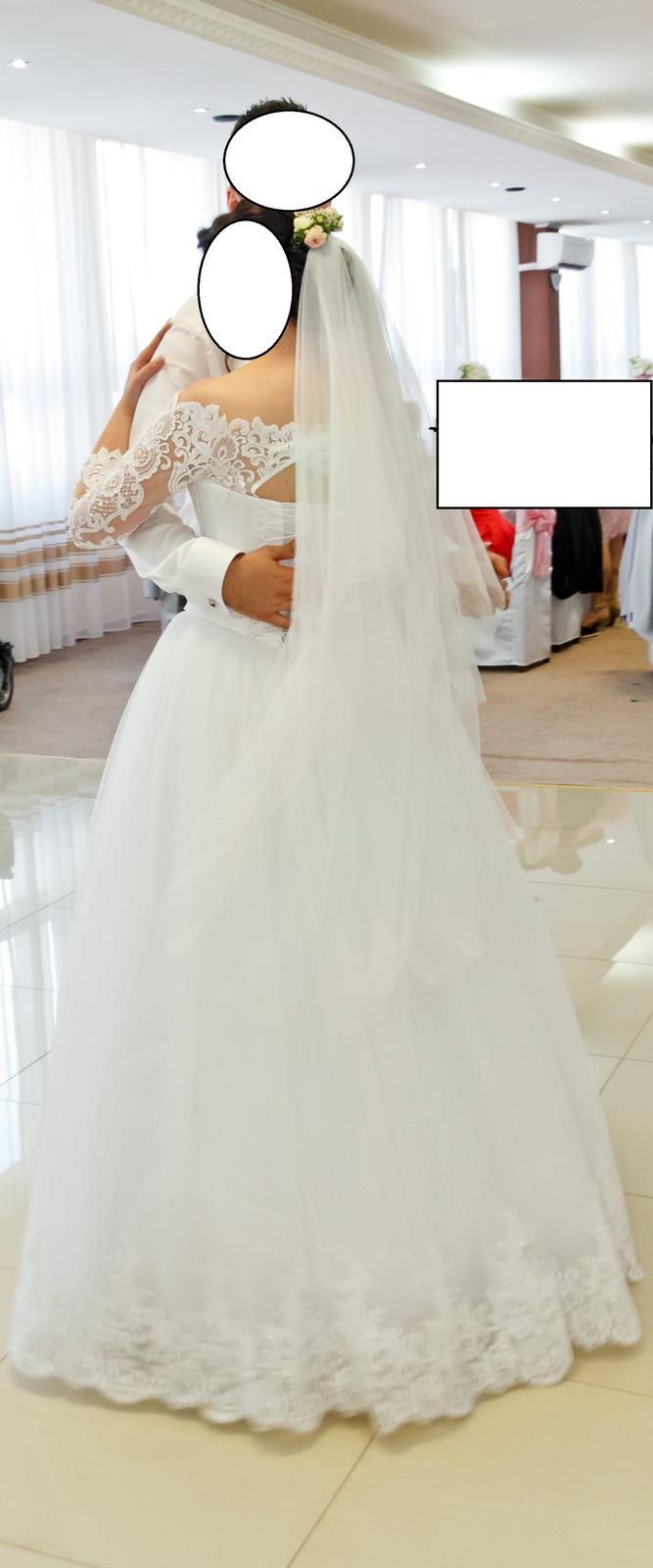 princeznovské šaty - Obrázok č. 2