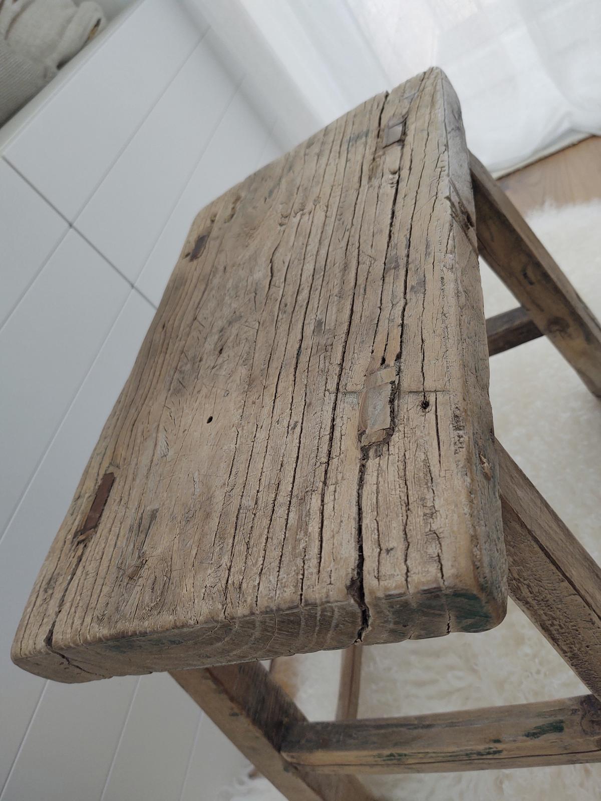 teakový stolek - Obrázek č. 2