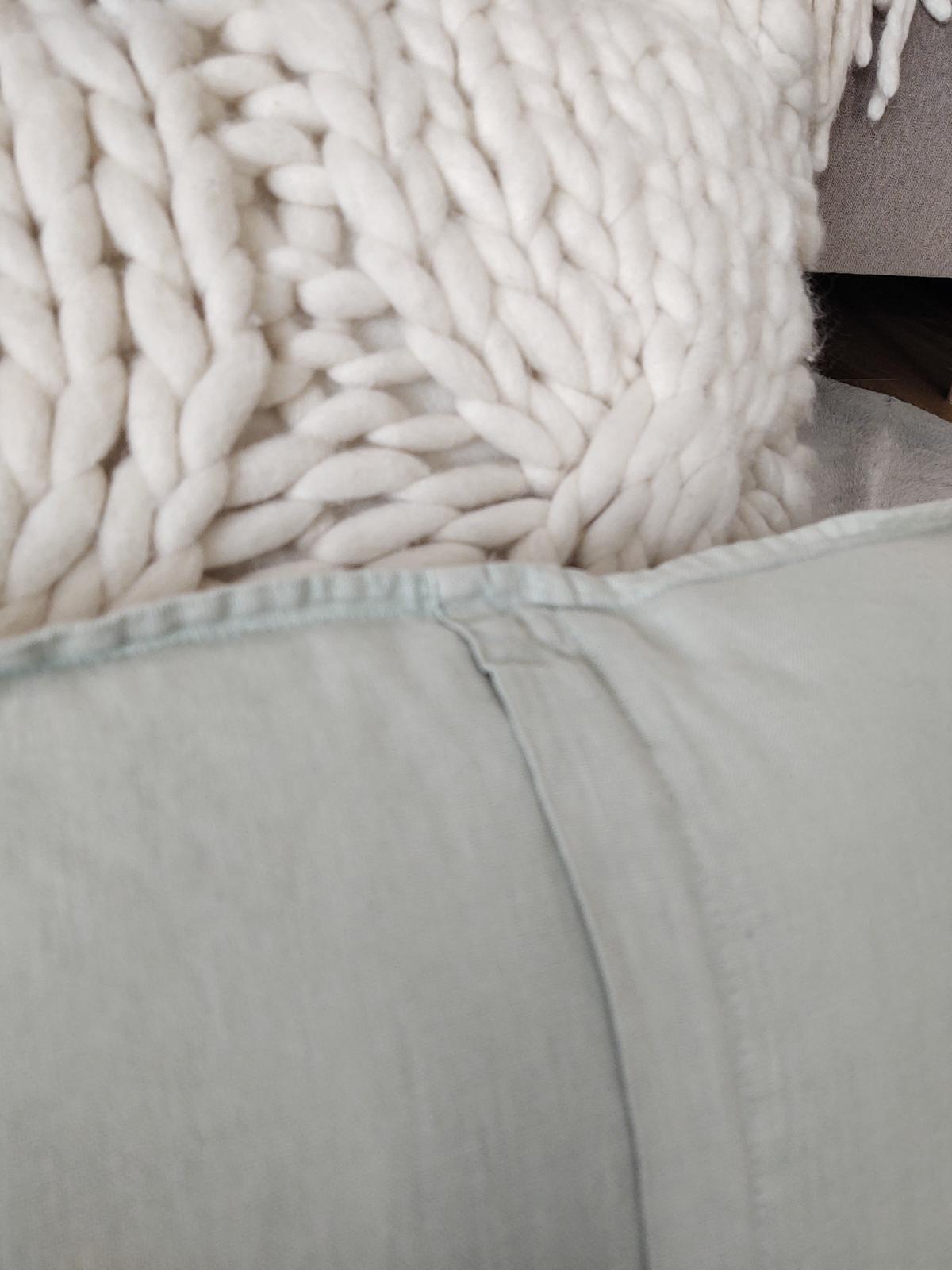 Lnený a vlněný polštář - Obrázek č. 4