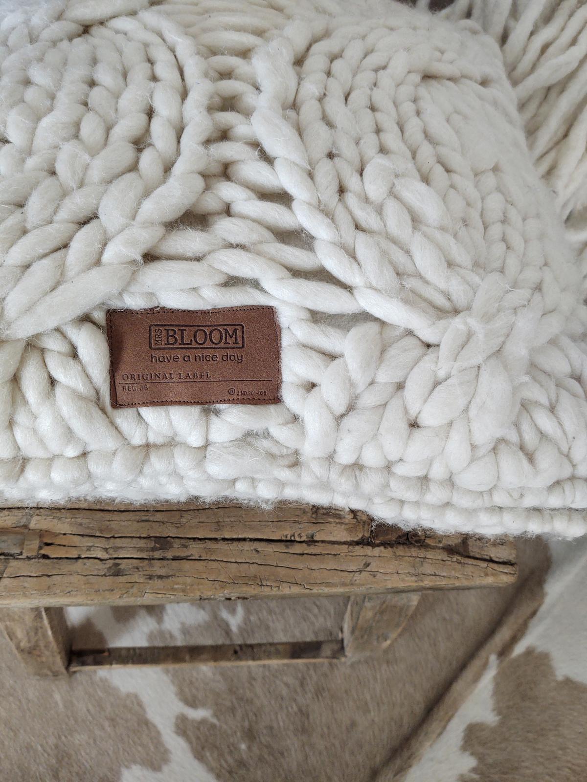 Lnený a vlněný polštář - Obrázek č. 3