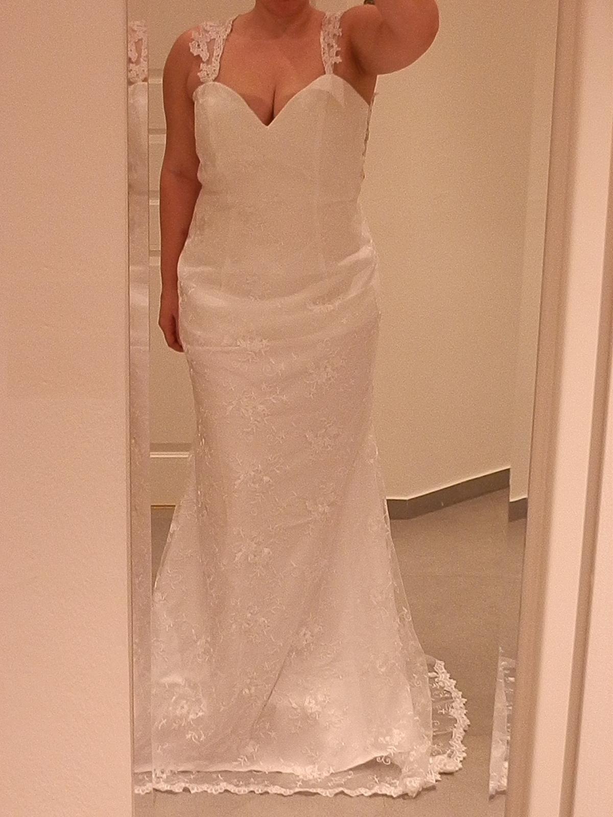 boho/vintage svatební šaty - Obrázek č. 1