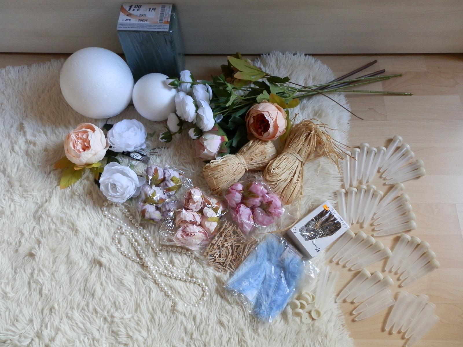 Dekorace na svatbu - drobnosti - Obrázek č. 2