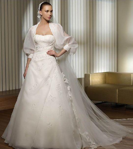 Príjemné svadobné starosti :-) - šaty, ktoré som si vybrala