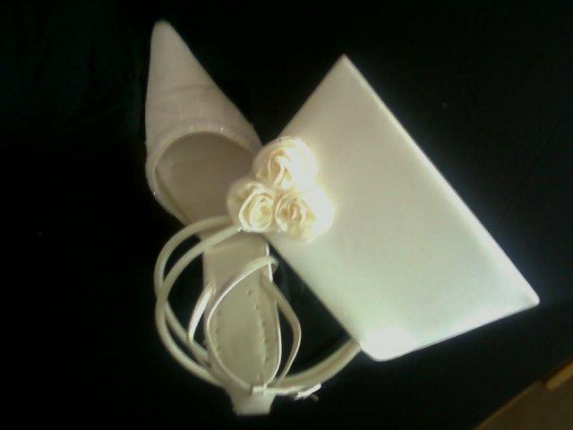 Príjemné svadobné starosti :-) - kabelku som dostala od mamky ešte asi pred 2 rokmi