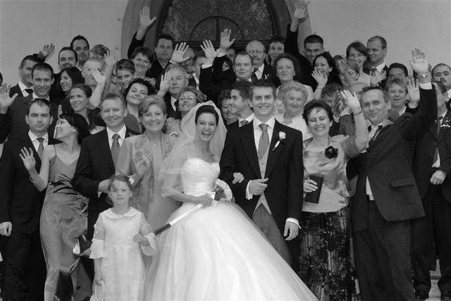 Príjemné svadobné starosti :-) - mila fotka...sorry za kopirovanie...