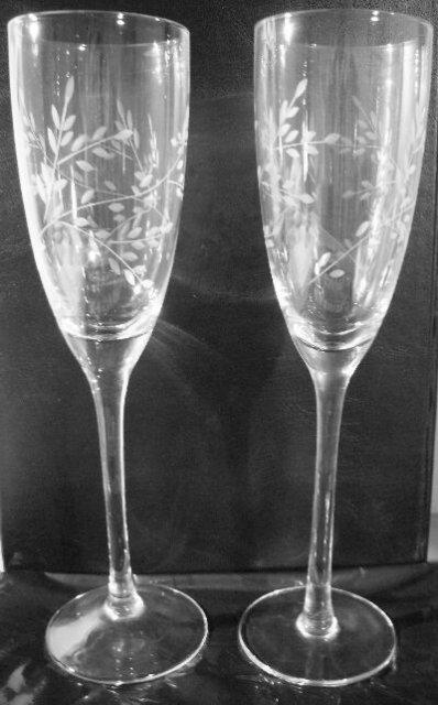 Príjemné svadobné starosti :-) - naše svadobné poháre