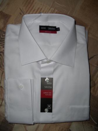 Príjemné svadobné starosti :-) - kvalitná svadobná košeľa pre priateľa
