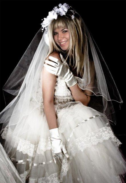 Príjemné svadobné starosti :-) - Buduca nevesta :-)