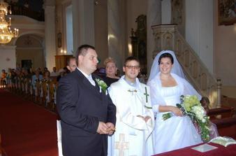 Je vous présente Monsieur et Madame Majerčák:-)