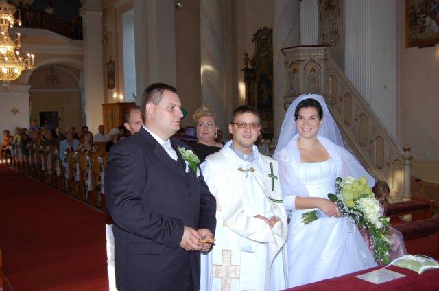 Alenka Vaľková{{_AND_}}Patrik Majerčák - Je vous présente Monsieur et Madame Majerčák:-)