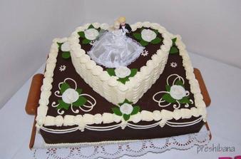 torta od ďalšej babky a tety