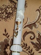 detail sviečky