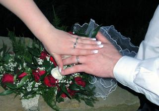 kytica a prstienky