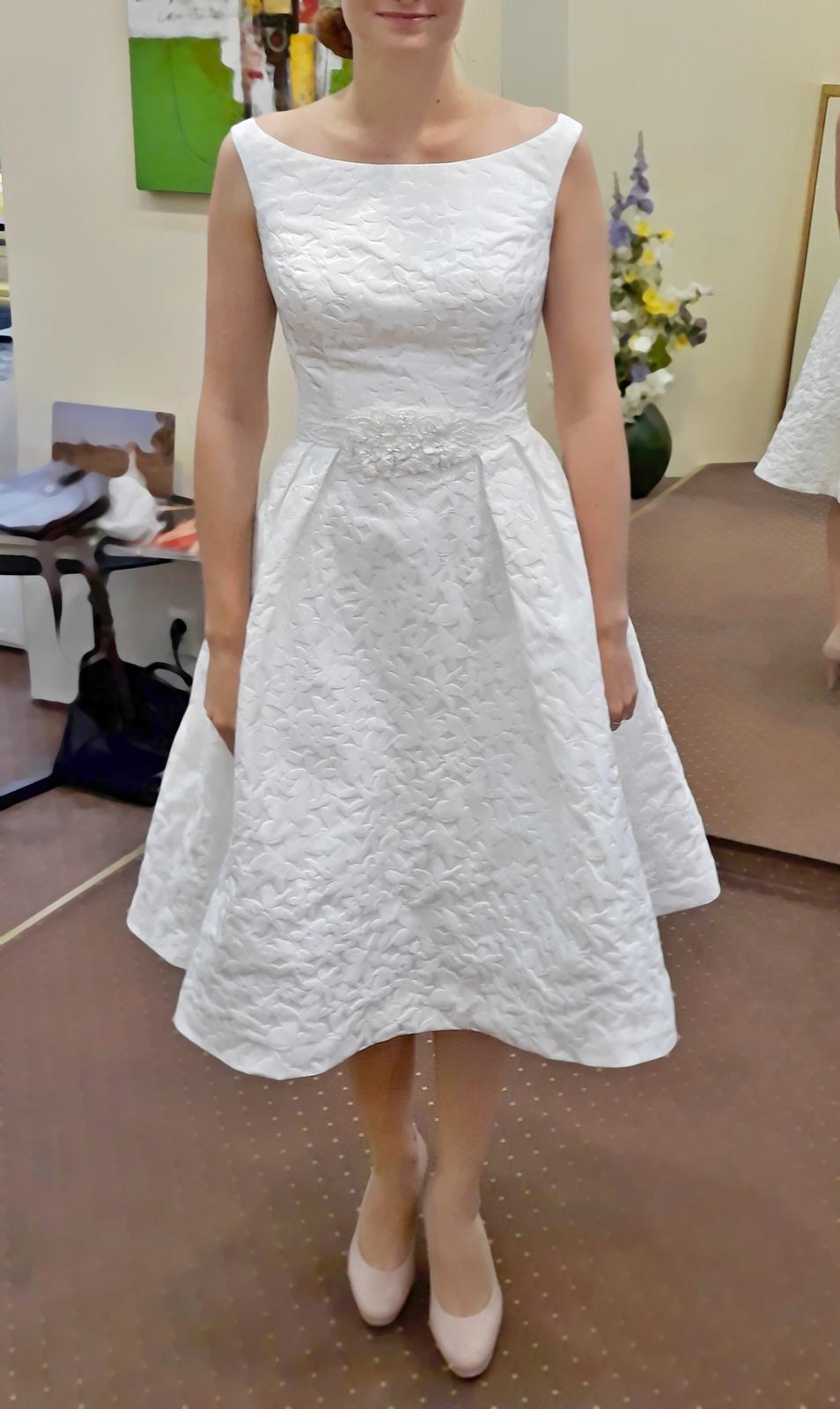 Svatební šaty Osma zn. Rosa Clara - Obrázek č. 1