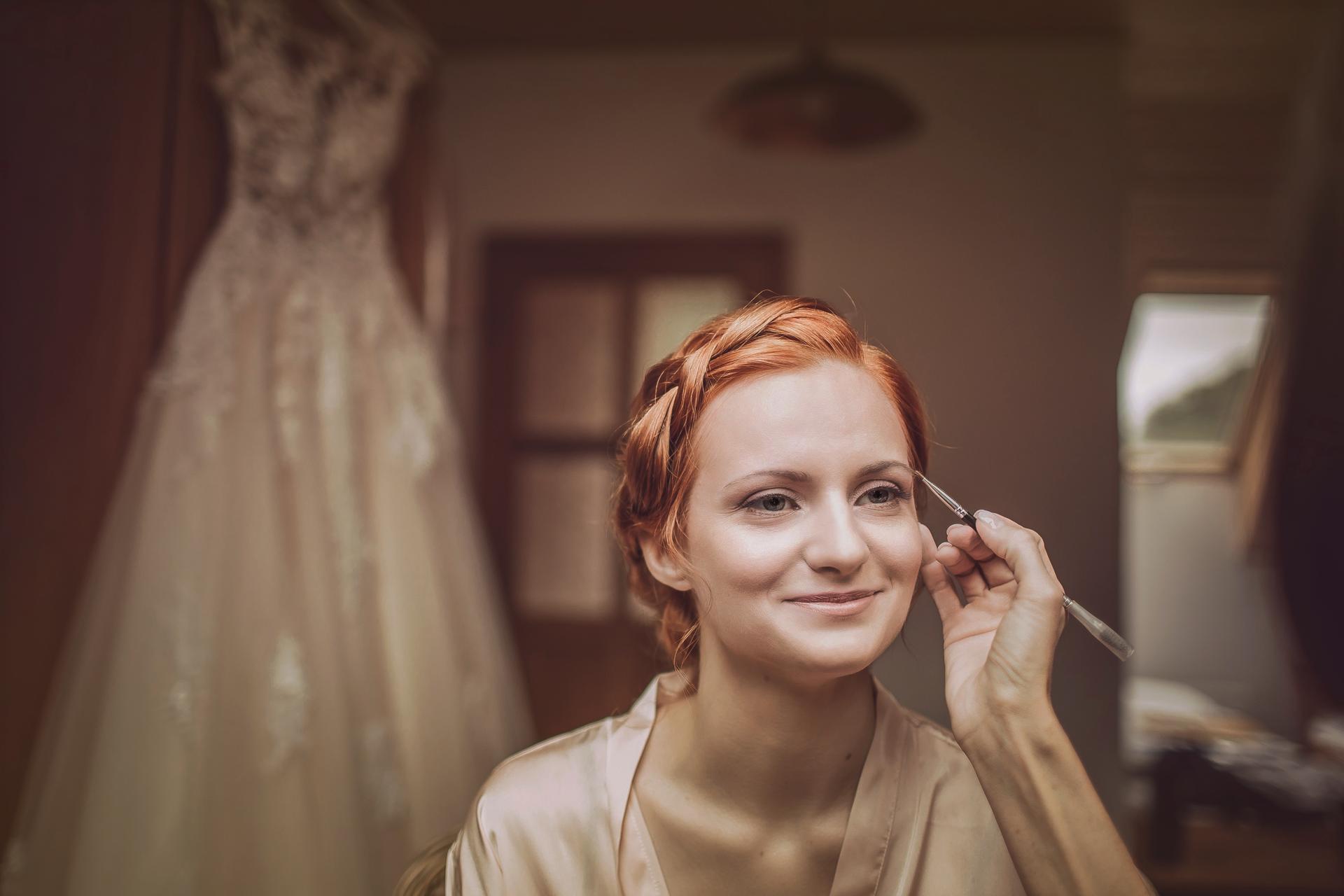 M&P {{_AND_}}  naše svatba na mlýně ♥ - Obrázek č. 2
