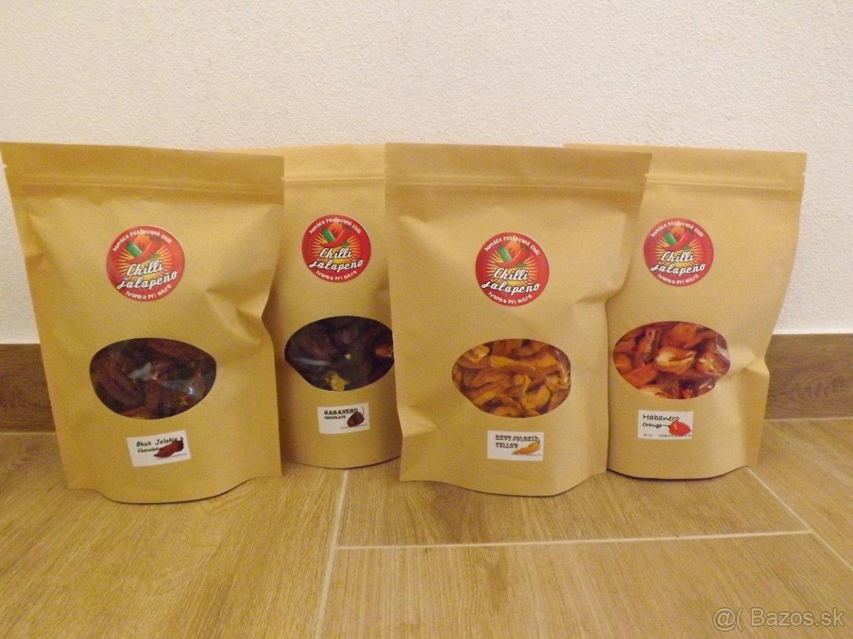 Predavame produkty z chilli Jalapenos - Obrázok č. 1