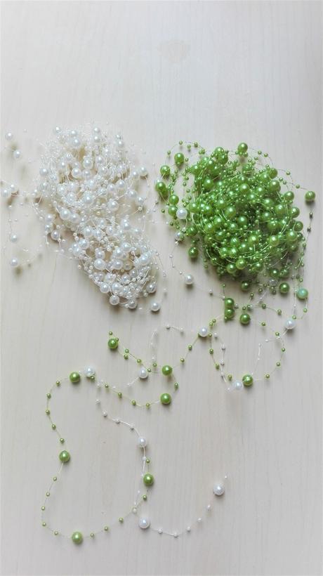 Dekoračné perličky  - Obrázok č. 1