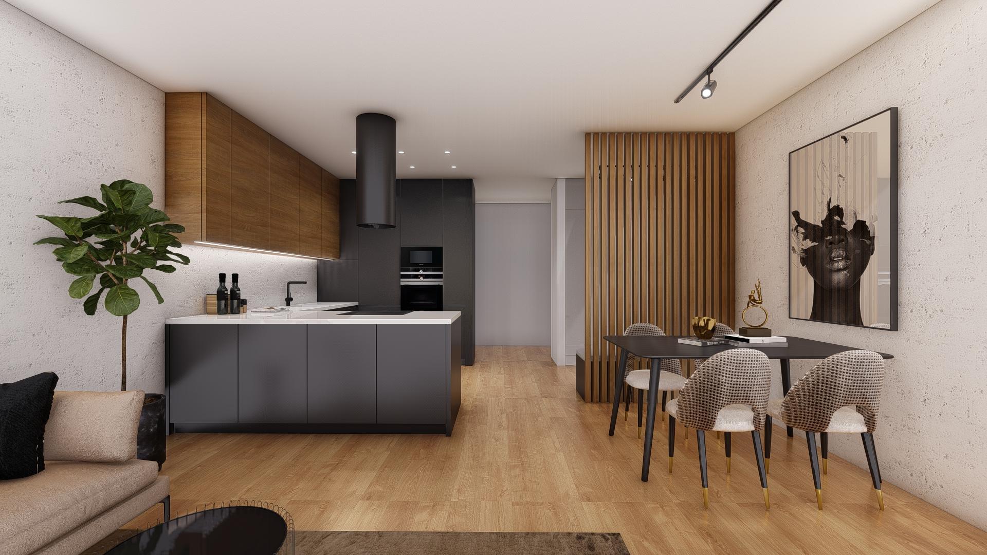 Návrhy a 3D vizualizácie interiérov