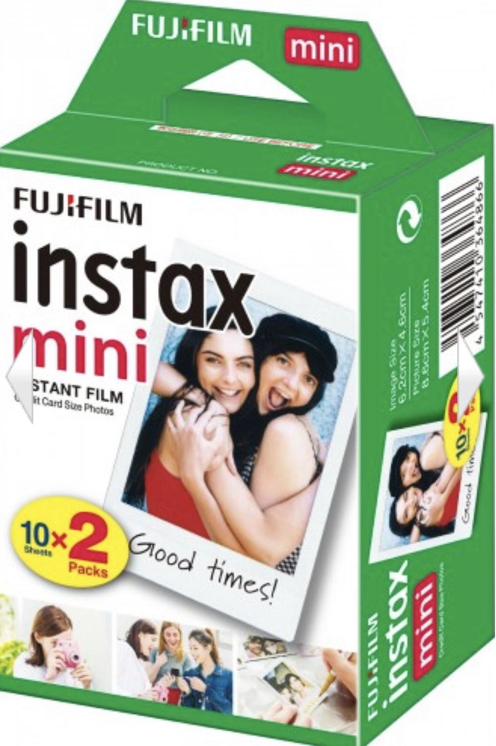 Náplně do Instax mini - Obrázek č. 1