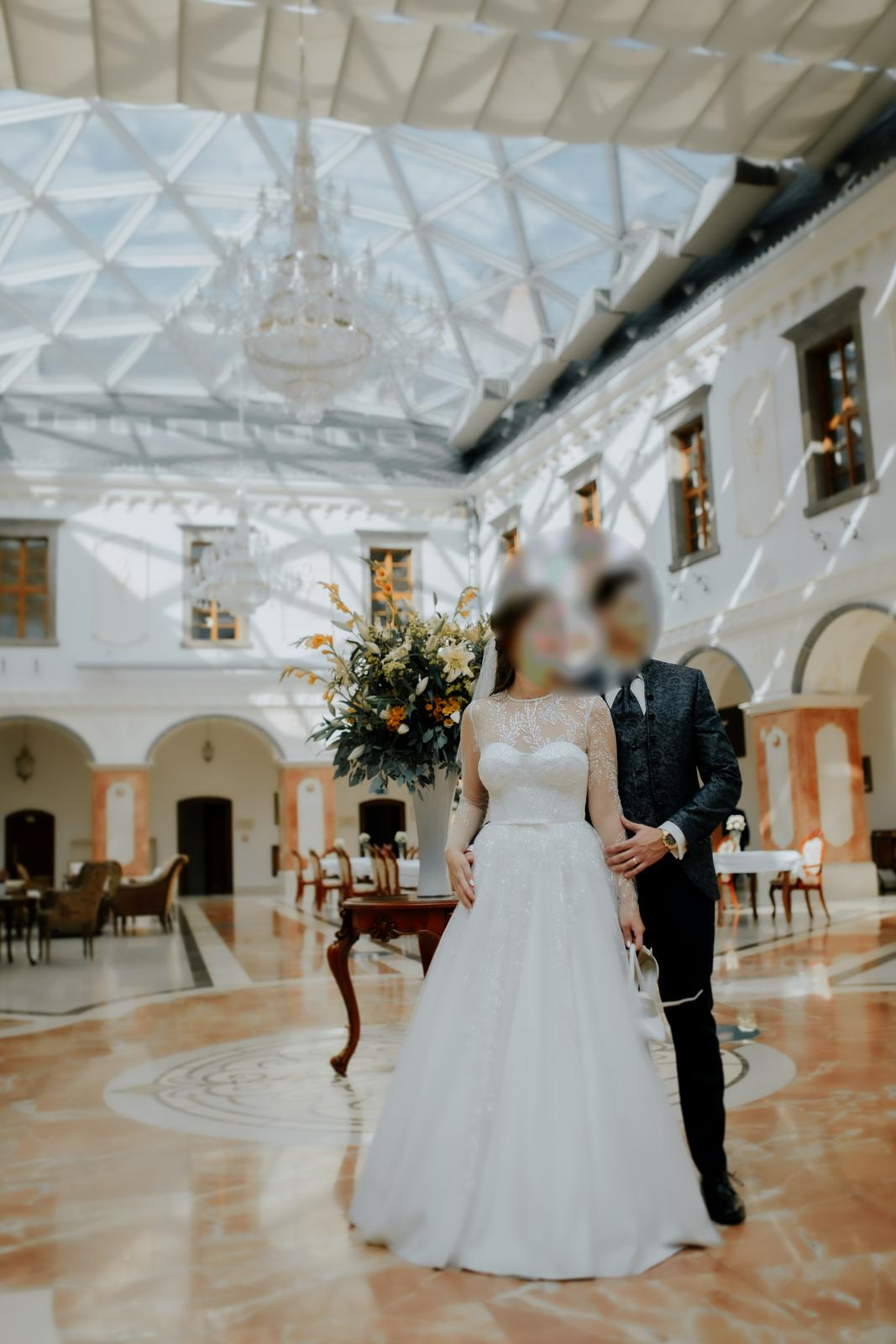 Svadobné šaty BELLISSIMA 2020 model 28 - Obrázok č. 1