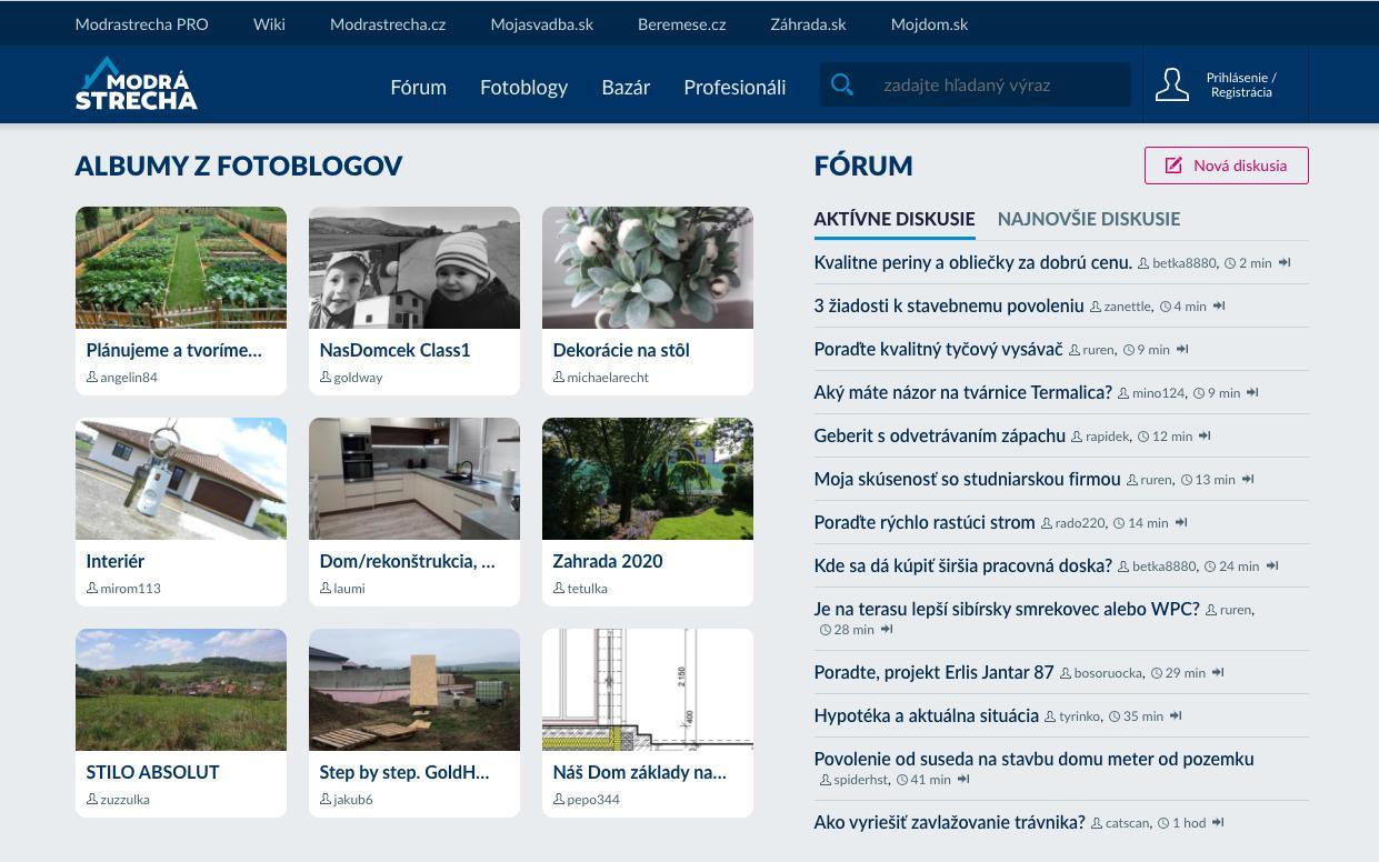 modra_strecha - Obrázok č. 1