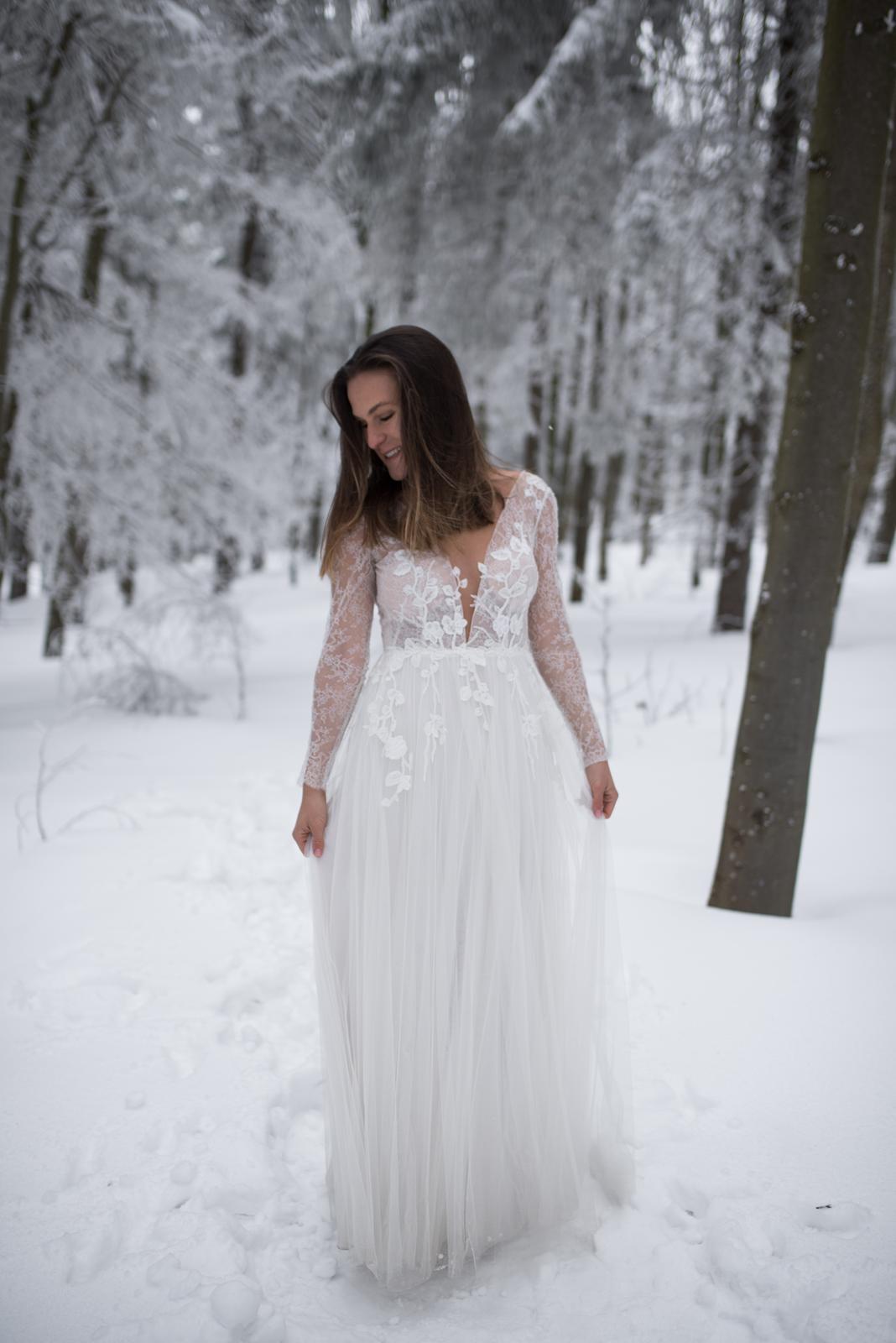 Anna Kara svadobne saty model Jude kolekcia 2020 - Obrázok č. 2
