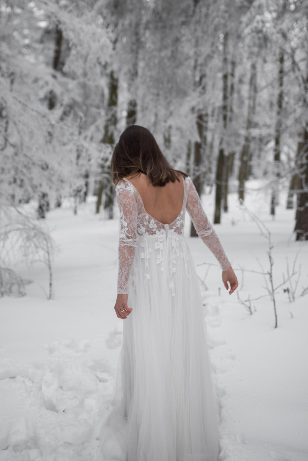 Anna Kara svadobne saty model Jude kolekcia 2020 - Obrázok č. 3