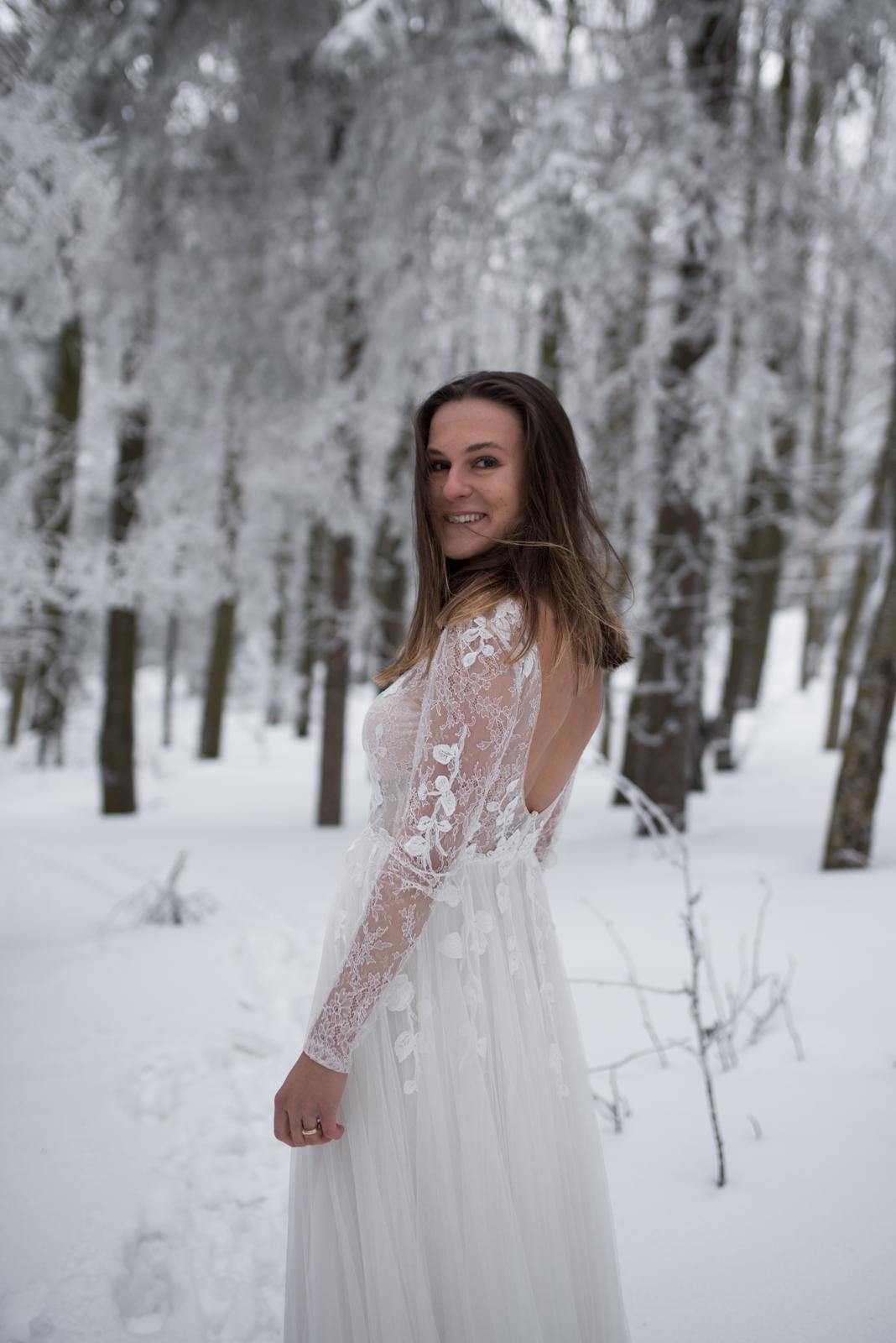 Anna Kara svadobne saty model Jude kolekcia 2020 - Obrázok č. 4