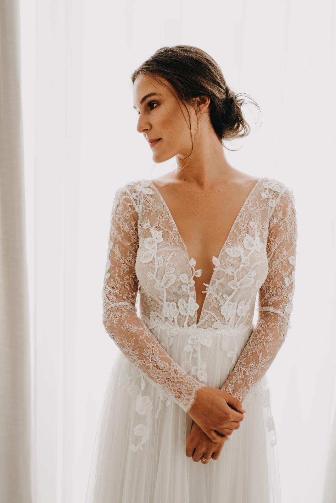 Anna Kara svadobne saty model Jude kolekcia 2020 - Obrázok č. 1
