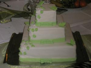 moc dobrý dortík