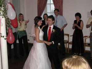 sólíčko novomanželů