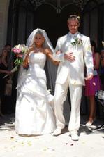 novomanželé Nedorostovi