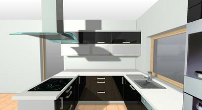 návrh kuchyně...váš názor????