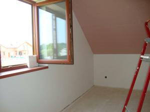 dětský pokoj...bude se malovat...