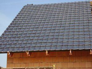 střecha se nám moc líbí